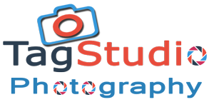 tag studio photography logo