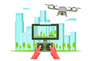 usluzno snimanje dronom