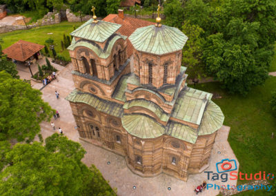 crkva-lazarica-krusevac-iz-vazduha