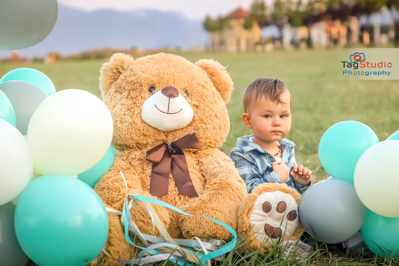 fotosuting deteta za prvi rodjendan